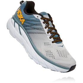 Hoka One One Clifton 6 Schoenen Heren, lead/lunar rock